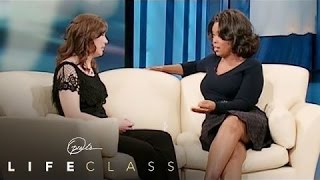 Oprah Urges People to Pay Attention to Warning Signs | Oprah's Lifeclass | Oprah Winfrey Network