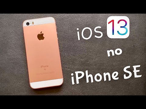 iOS 13 no iPhone SE - Será que vale a pena? 🤔