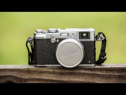 Fuji Realeases Firmware Update for X100s