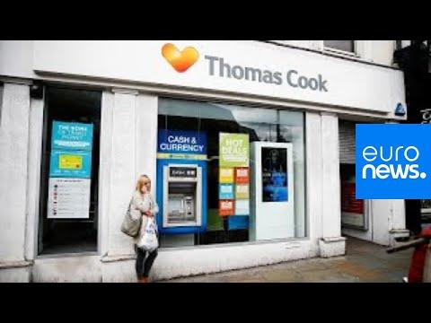 Thomas Cook : la descente aux enfers financières du voyagiste