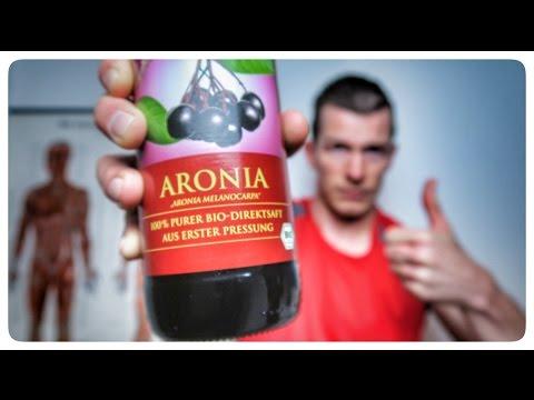ARONIABEEREN Review   ANTI-KREBS Ernährung