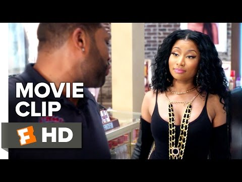 Barbershop: The Next Cut Movie CLIP - Fleek (2016) - Anthony Anderson, Nicki Minaj Comedy HD