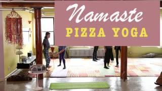 Video SPACEBAR THE SHOW - Pizza Yoga MP3, 3GP, MP4, WEBM, AVI, FLV Maret 2018
