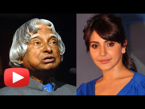 Anushka Sharma Apologizes For Getting APJ Abdul Ka