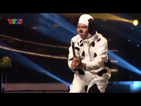 Vietnam's Got Talent 2016 - BÁN KẾT 7 - Kungfu - Lê Trung