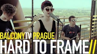 Video HARD TO FRAME - PAPERCUT (BalconyTV)