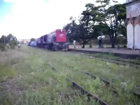 Trem N02 em Itapeva