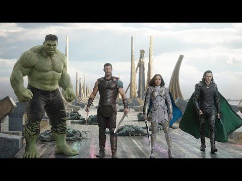 New International Trailer for Thor Ragnarok Includes a Familiar