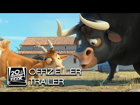 Ferdinand | Trailer 2 | Deutsch HD German (2017)