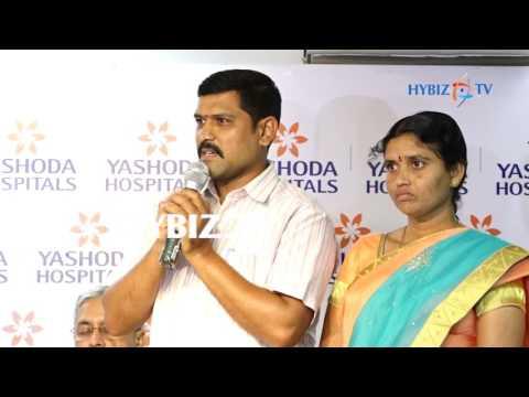Yashoda Hospitals Saved my Daughter Life