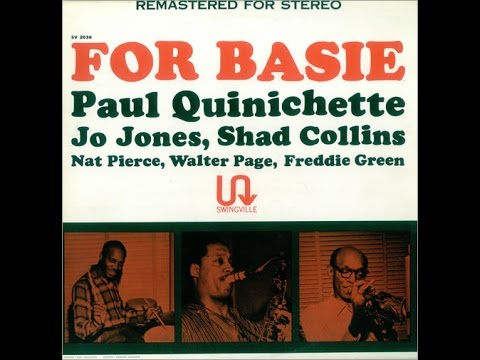 Paul Quinichette – For Basie (Full Album)