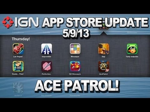app store - Justin and Marty give you the full scoop on today's hot new iOS games, including Ace Patrol, Impossible Road, Go Home Dinosaurs and more. Subscribe to our Mo...