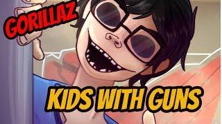 Gorillaz - Kids With Guns | Cover Español (Spanish Versión)