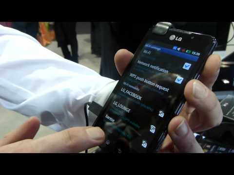MWC 2012: LG Swift 3D Max hands-on