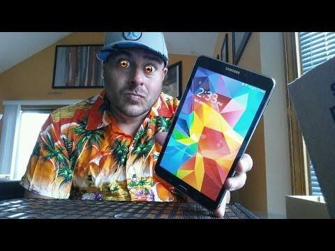 Samsung Galaxy Tab 4 8.0 REVIEW ESPANOL