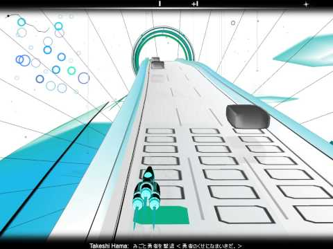 Audiosurf: Yuusha no Kuse ni Namaikida - Repelling Each Hero