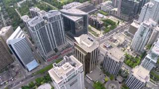 North York (ON) Canada  city photos : Aerial of North York : Toronto : Phantom FPV flight
