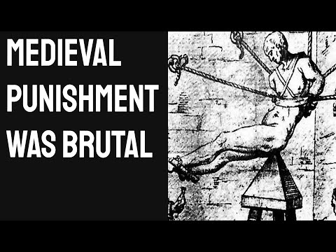 The Fascinating and Disturbing Truth About Medieval Punishment