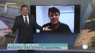 São Miguel Arcanjo : prefeitura anuncia novos investimentos