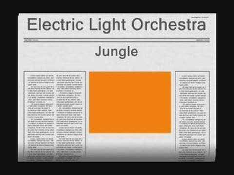 Tekst piosenki Electric Light Orchestra - Jungle po polsku