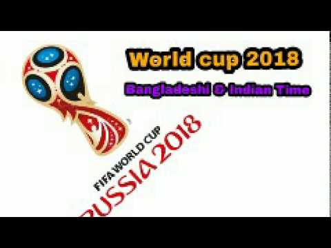 Best Bangla App For FIFA  WORLD CUP RUSSIA  2018 Schedule And Timetable