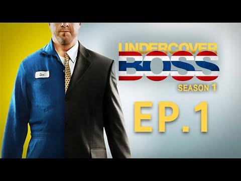 [TH] Undercover Boss Season 1 EP.1 Waste Management (พากย์ไทย)