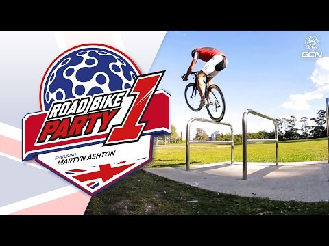 Martyn Ashton - Road Bike Party