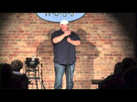 Comedian Todd Johnson - Designated Driver