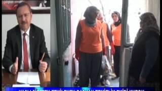 Kanal15 TV Gölhisar Belediyesi Temizlik Ekibi Haberi