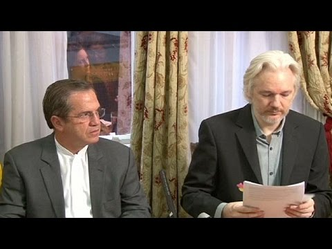 Δικαίωση για τον «κύριο Wikileaks» από επιτροπή του ΟΗΕ