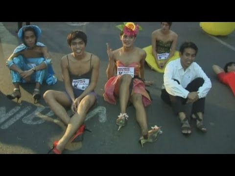 The Philippines Holds Its Annual Stiletto Heels Race picture