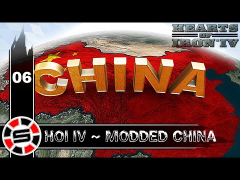 Let's Play: Modded Hearts Of Iron IV ~ S02 E06 ~ A Fresh Start