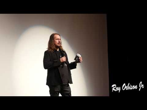 Roy Orbison Jr Introduces Black and White Night 30