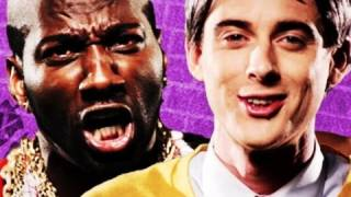 Download this song ▻ http://hyperurl.co/MrT-vs-MrRogers ◅ Watch behind the scenes ▻http://bit.ly/mrrogersbts ◅ New ERB ...