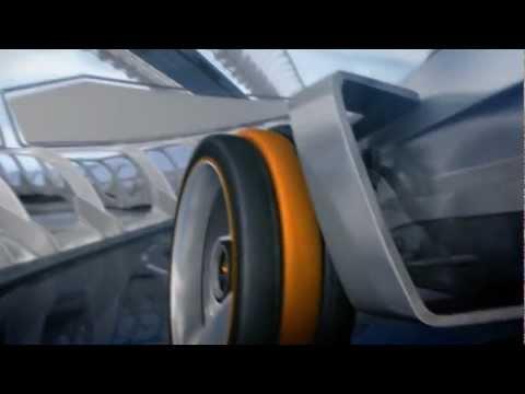 最新科技!要是真的有這種超高科技的輪胎就太好啦!