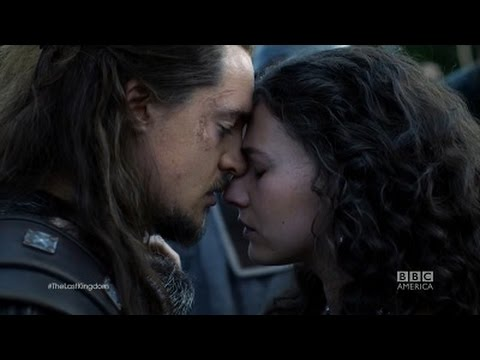 Uhtred and Iseult | I Fight For You | The Last Kingdom