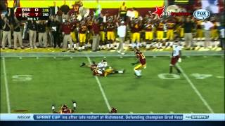 Morgan Breslin vs Washington State (2013)