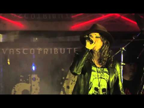 B.D.A.(Vasco Rossi Tribute Band Sardegna) - Clara Moroni ::: Sally