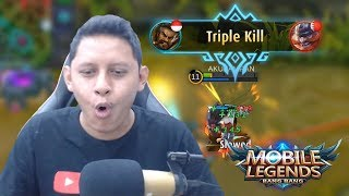Video BUILD TOP GLOBAL ROGER NGERI ! - Mobile Legends Indonesia MP3, 3GP, MP4, WEBM, AVI, FLV Oktober 2017