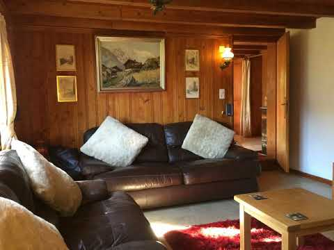 Chalet Le Raccard - Saclentse - Switzerland
