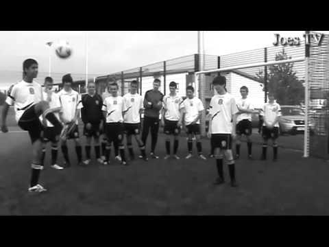 Muhanned Bukhatwa  مهنّد بوخطوة  Ireland, Joey's F.C. Ireland Under 14 - 2010
