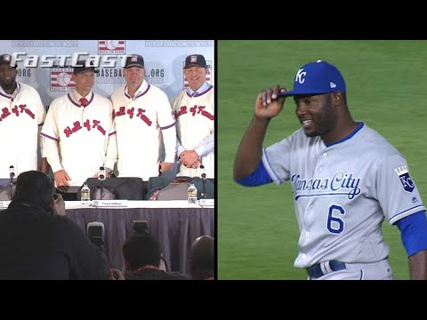 Video: MLB.com FastCast: 2018 Hall of Fame class - 1/25/18