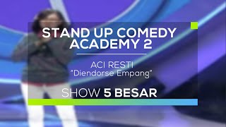 Video Aci Resti - Diendorse Empang (SUCA 2 - 5 Besar) MP3, 3GP, MP4, WEBM, AVI, FLV Februari 2018