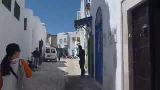 Kairouan Tunisia  city pictures gallery : Walking through the Streets of Kairouan Tunisia April 2015