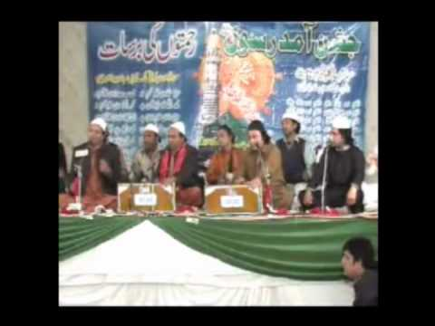 alishar - Mahair Ali and Shair Ali qawali program in the presence of Baba Mohammad Yahya Khan on 12 Rabi-Ul-Awal at Multan. http://www.facebook.com/pages/Baba-Mohammad...