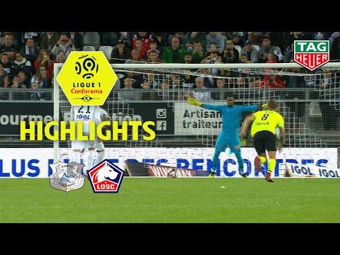 Amiens SC - LOSC ( 2-3 ) - Highlights - (ASC - LOSC) / 2018-19