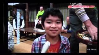 CCNetで放映。堀田神楽保存会祭囃子練習会