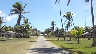Szuletésnapi vakációm Niue szigetén.