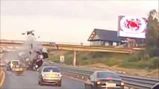 Жестокий замес на Новорижском шоссе