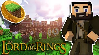 Lord Of The Rings Minecraft Adventure! :: Building My Army! :: EP13
